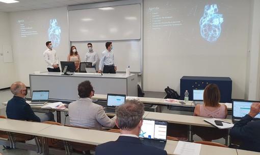 """Open Innovation alla Liuc: i progetti degli studenti arrivano al tavolo dell'innovazione di """"ab medica"""""""