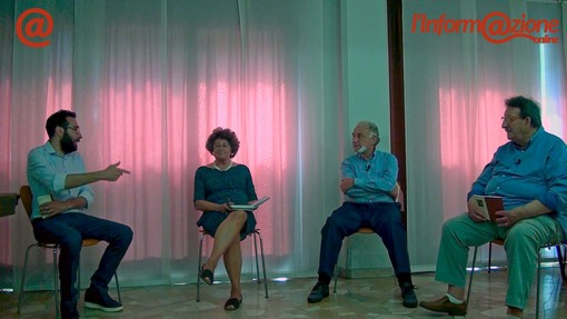 Da sinistra, Canetta, Cozzi, Diani e Colombo