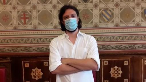 L'assessore Guido Bragato