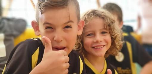 Legnano, la scuola calcio Santi Martiri Pulcini riprende a giocare: «Continuate a divertirvi»