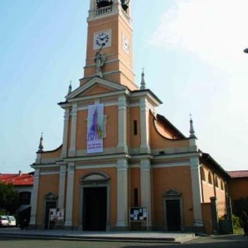 La chiesa Sant'Ilario di Marnate