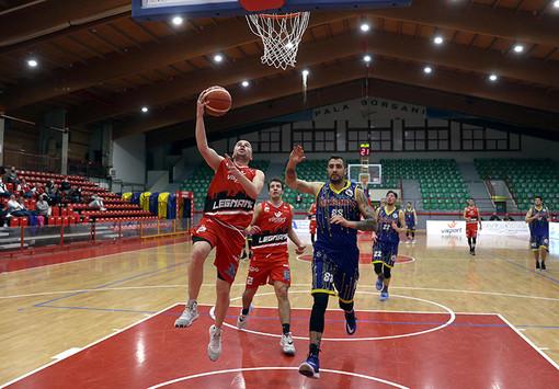 C Gold, Legnano vince una partita complessa