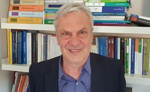 Claudio Arici, neo-direttore sanitario dell'Asst Valle Olona