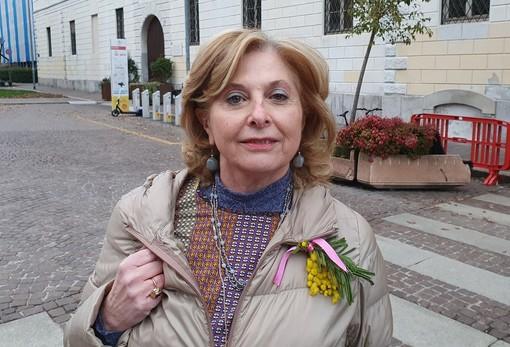 La candidata sindaco Chiara Guzzo: «Camminiamo insieme per cambiare Busto»
