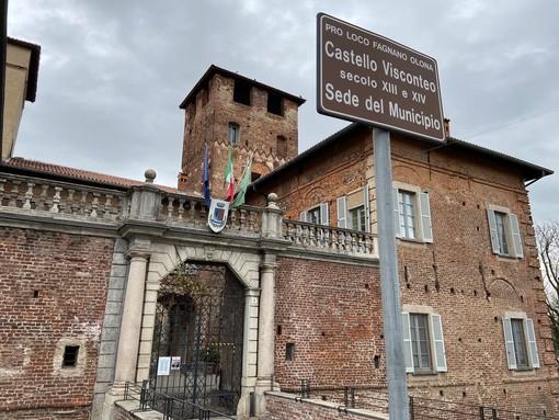 Il Municipio di Fagnano Olona. Il comune ancora in campo per sostenere le famiglie in difficoltà