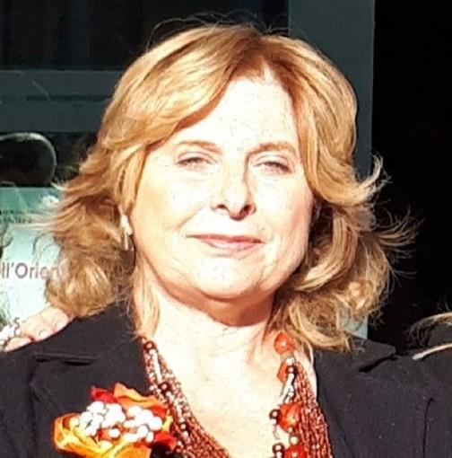 La candidata sindaca Chiara Guzzo