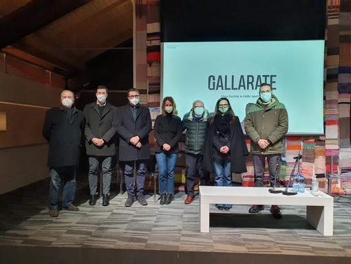"""Semplice e slanciato verso l'alto: Gallarate ha il suo """"city brand"""""""