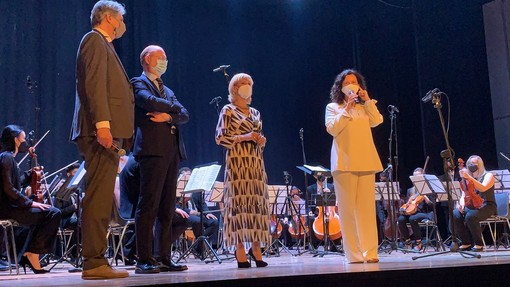 Il concerto per maturandi: sul palco Politi, Mazzucchelli, Cerini e Maffioli