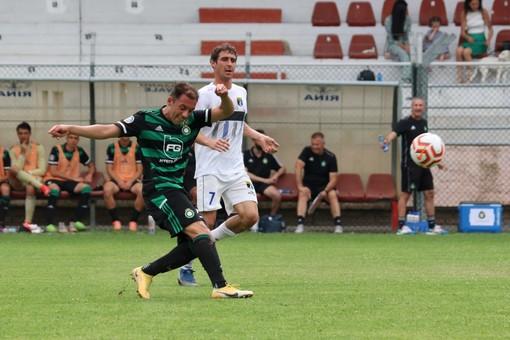 La Castellanzese ha già la testa nei playoff: perde in Liguria ma resta seconda