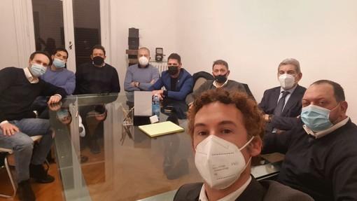 Summit del centrodestra: tutti uniti intorno alla candidatura di Maroni, con sei liste
