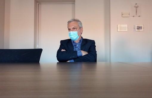 Flavio Arici, direttore sanitario della Asst Valle Olona