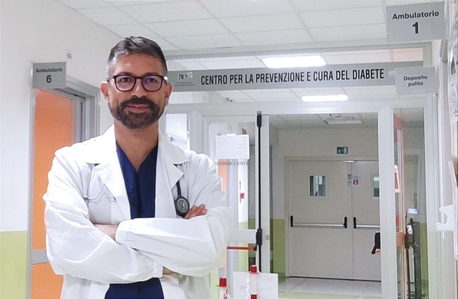 Il dottor Giampaolo Scollo