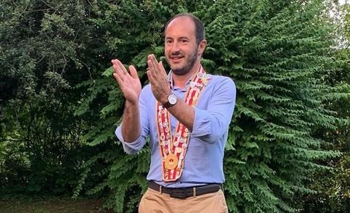 Edoardo Toia, nuovo Maestro del Magistero dei Bruscitti