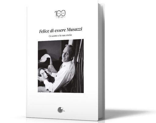 La copertina del libro su Felice Musazzi