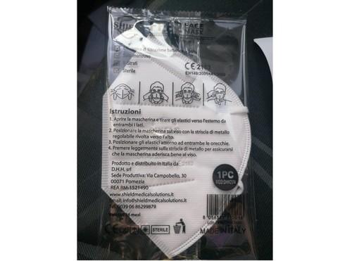 Attenzione alle mascherine: le Ffp2 con marchio CE non a norma sono in vendita anche a Varese