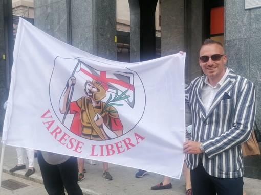 Varese Libera presenta la sua lista con Francesco Tomasella sindaco: «Lavoro e Libertà prima di tutto»