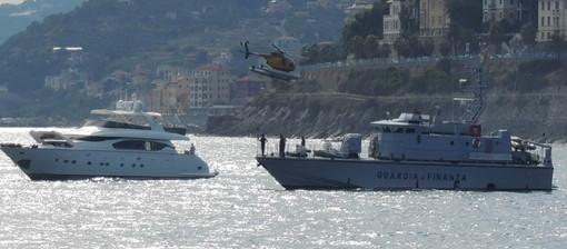 Yacht immatricolati all'estero e non dichiarati, imprenditori lombardi scoperti dalla Guardia di Finanza