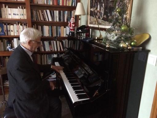 L'ESEMPIO DELL'ANNO. Ginetto Grilli compie oggi 95 anni e continua a farci sognare