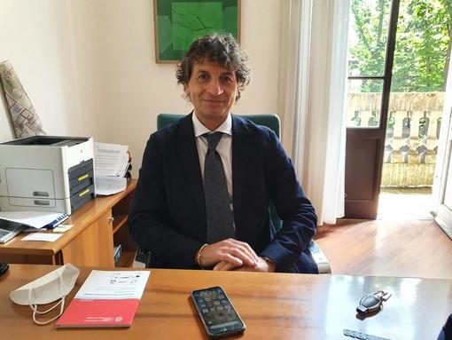 L'assessore Giorgio Mariani