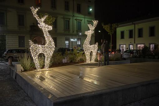 """A Busto prende il via il concorso """"Natale di luci"""""""