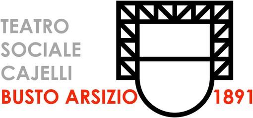"""Il nuovo logo del Teatro Sociale """"Delia Cajelli"""""""