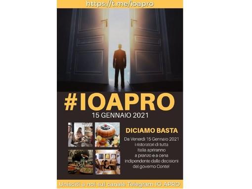 #IoApro, quasi 200 attività tra Varese, Lecco e Como hanno già aderito alla giornata di protesta