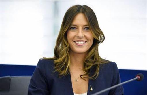 L'europarlamentare Isabella Tovaglieri