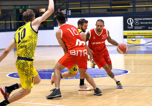 Legnano Basket Knights, lotta con Vigevano