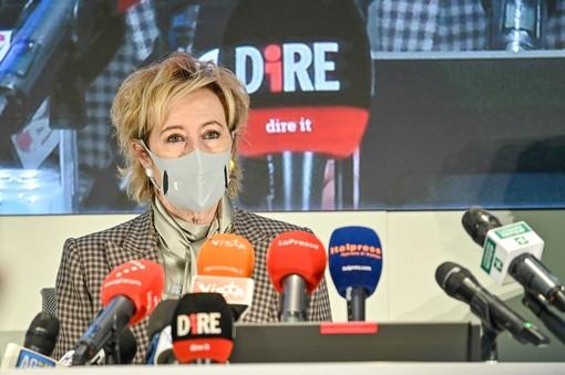 Tuona anche la Moratti: «Lombardia rossa in base a dati vecchi e superati, rivedere i criteri e la decisione»