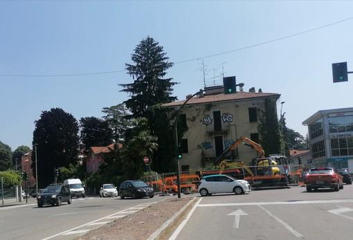 Largo Flaiano, al via i lavori propedeutici alla maxi rotatoria