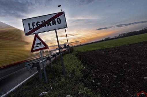 Alcuni scatti di Francesco Morello su Legnano