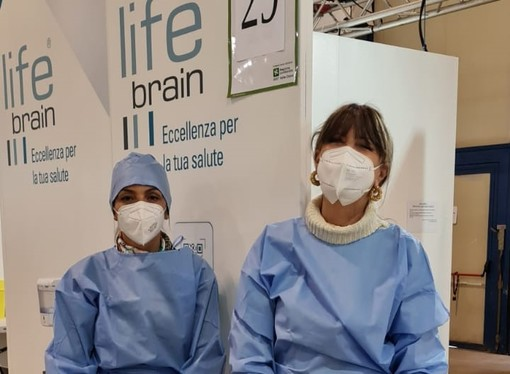Collaborazione tra pubblico e privato: due linee vaccinali gestite da Lifebrain a MalpensaFiere