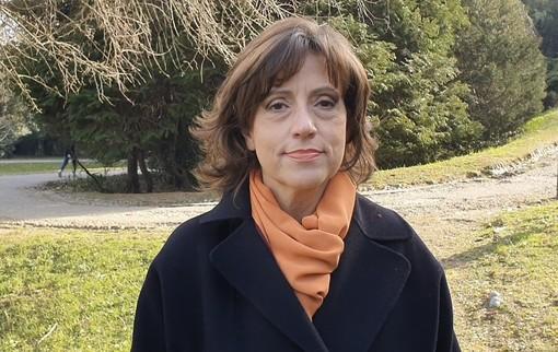 Margherita Silvestrini, candidata sindaco del centrosinistra di Gallarate