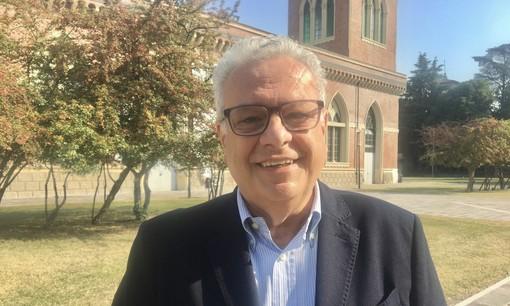 Maurizio Maggioni, candidato sindaco del Pd