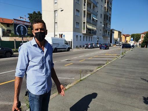 Massimo Rogora allo scalo di via Monti