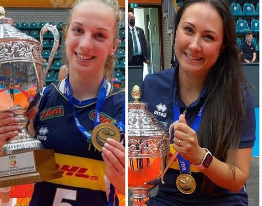 Sofia Monza ed Elena Colombo
