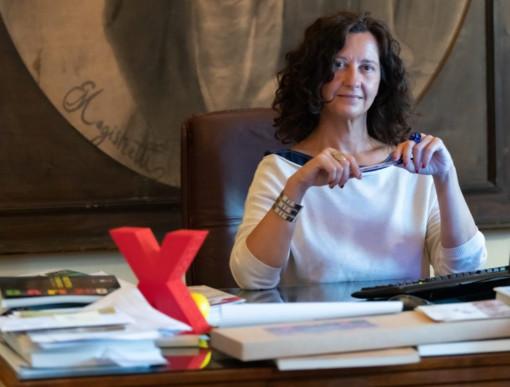 Manuela Maffioli, capolista della Lega alle prossime amministrative