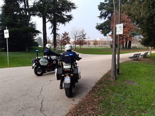 La Polizia locale di Legnano ha effettuato controlli in diverse aree nel weekend