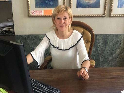 Il sindaco Mirella Cerini