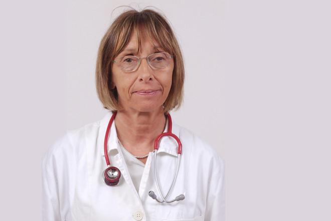 La dottoressa Nicoletta Bazzoni