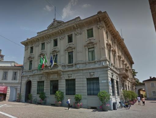 Palazzo Borghi, sede del Comune di Gallarate