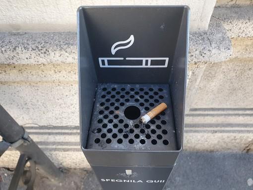 Porfidio: «Anche Busto vieti di fumare all'aperto»