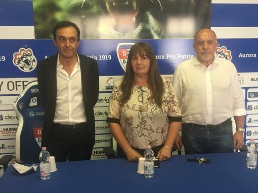 Luca Prina, Patrizia Testa e Sandro Turotti