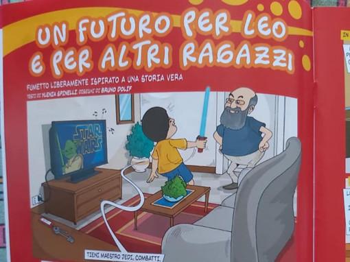 PizzAut, i sogni non si fermano, anzi diventano un fumetto