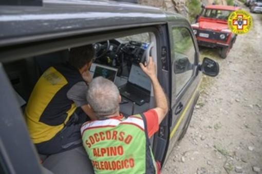 Riprese all'alba le ricerche del 65enne di Cardano disperso in Val Grande