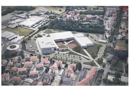 L'apertura del cantiere del campus di Beata Giuliana si avvicina