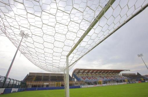 Lo stadio Speroni (foto di Daniele Belosio) ha fatto vivere grandi emozioni anche di Coppa Italia
