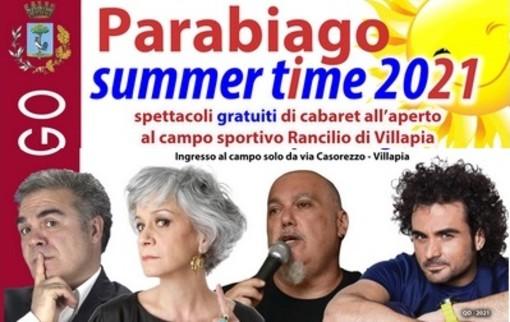 Parabiago, al Summer Time con il green pass