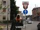 Cartello inesistente nel codice della strada e Varese finisce su Striscia la Notizia