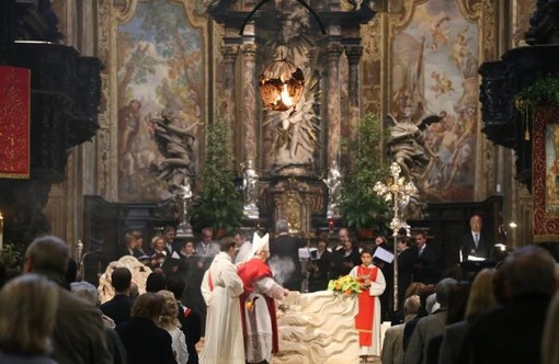 Festa di San Vittore, sabato in Basilica la messa con l'antico rito del faro